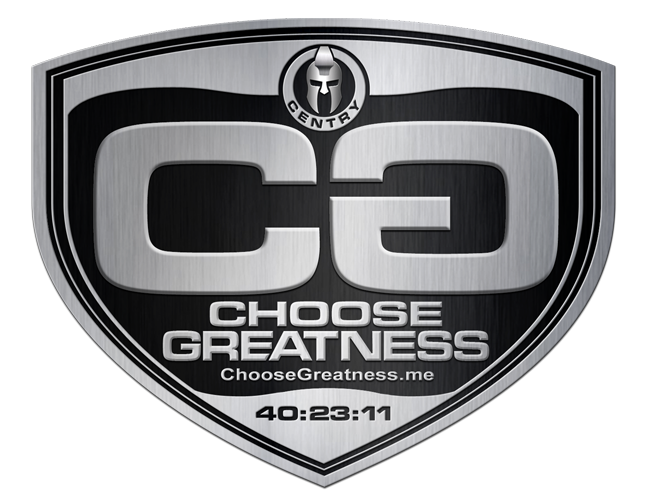CENTRY Choose Greatness Logo